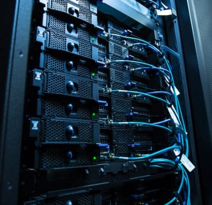 Picture of a Server