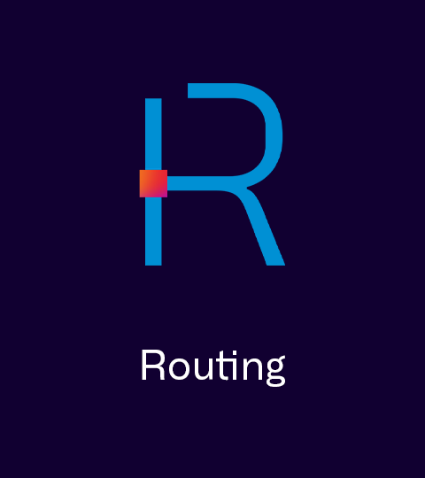 Icon Routing Mobile