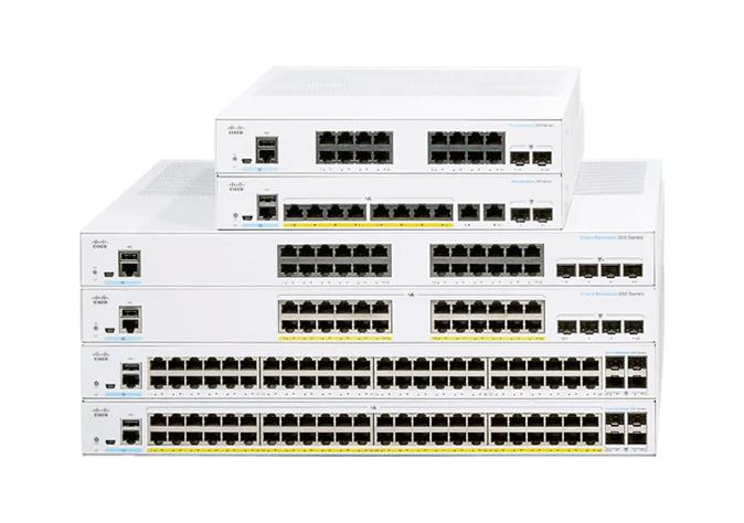 Produktbild Cisco Switches für kleine Unternehmen