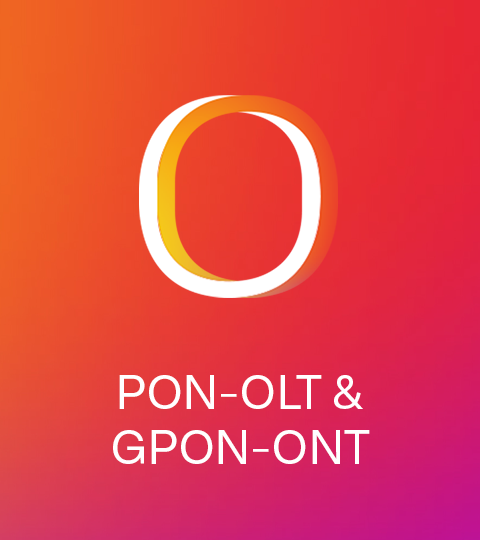 Icon PON-OLT & GPON-ONT Mobile