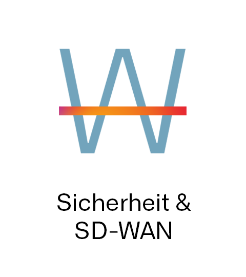 Icon Sicherheit & SD-WAN Mobile