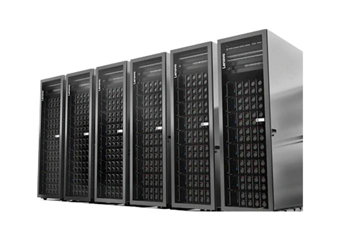 Lenovo ThinkSystem High-Density-Server