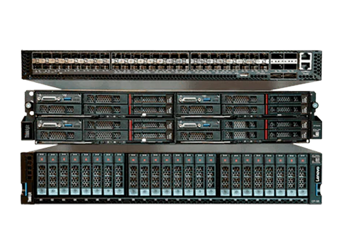 Lenovo ThinkAgile CP Series