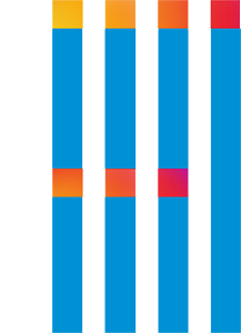 Icon Firewall hcd-blau