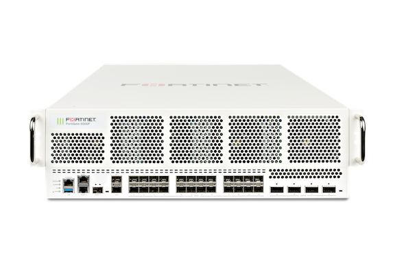 Fortinet FortiGate 6500F Front