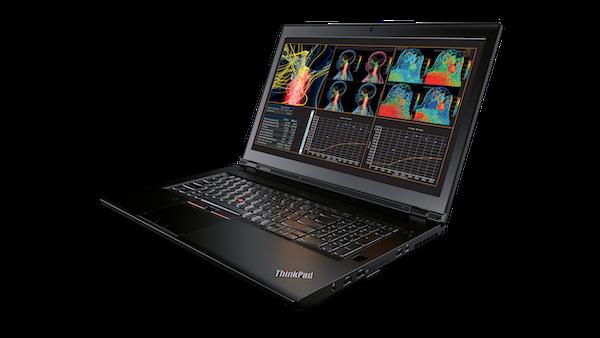 Produktbild Lenovo Workstation P71
